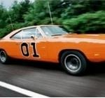 The General Lee from Dukes Of Hazzard